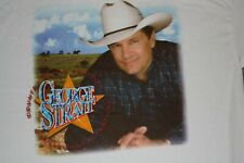 George Strait, Country Music Festival T-Shirt, White Xl