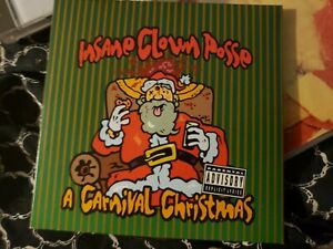 Carnival Christmas EP [Single] by Insane Clown Posse (CD, Dec-1997, Island...