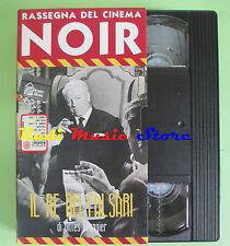 film VHS cartonata IL RE DEI FALSARI Gilles Grangier 1996 NOIR RCN008(F80)no dvd