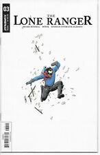 Lone Ranger #3 A John Cassaday 1st Print NM Dynamite 2018