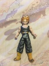 DBZ Dragonball Z Super Saiyan Future Trunks Jakks (2003) loose action figure