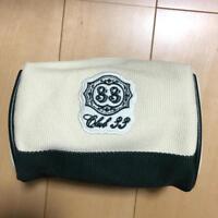 Tokyo Disney Land Club 33 Limited Pouch Rare Item