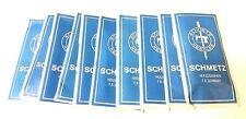 SCHMETZ System 190R , MTX190 Nm.200 Sewing Machine Needles (100 NEEDLES)