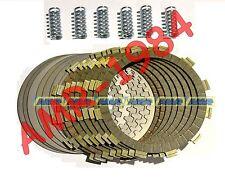 DISCHI FRIZIONE + MOLLE HONDA CBR 600 RR  dal 2003  AL 2013    F1676AC  COMPLETI