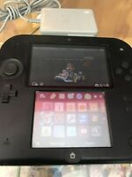 Nintendo 2DS - Red Console with Mario Kart 7 And Kirby Clash And More 3DS Games