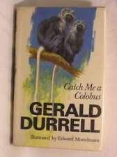 1st Edition Non-Fiction Gerald Durrell Books in English