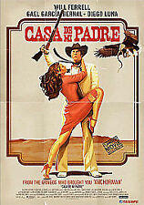 Casa De Mi Padre (DVD, 2012) Will Ferrell FREEPOST 5055201819086