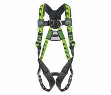 Miller Aircore Full Body Rescue Harness 2XL Front & Back D-Rings AAF-TB23XG