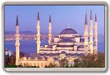 FRIDGE MAGNET - BLUE MOSQUE - Large Jumbo - Sultan Ahmed Istanbul Turkey