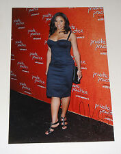 Private Practice SEXY Audra McDonald Signed 12X18 PHOTO Tight Dress COA Proof