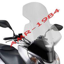 SPOILER HONDA PCX 125 dal 2010  CLEAR 323DT + D323KIT PARABREZZA COMPLETO