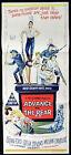 ADVANCE TO THE REAR Glenn Ford VINTAGE Australian daybill Movie poster
