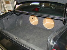 """2000-2006 Lincoln Ls 2-12""""  Subwoofer Box Sub box Speaker Box by ZEnclosures ***"""