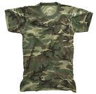 Kids Camouflage Camo Army Military T-Shirts Tees Tee Shirts