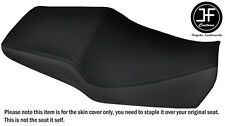 Style 2 Vinilo Negro Personalizado se ajusta a Honda CBR 600 F 91-96 Doble Cubierta de asiento