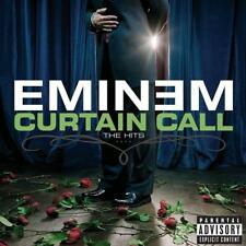 EMINEM CURTAIN CALL The Hits Explicit Edition CD NEW