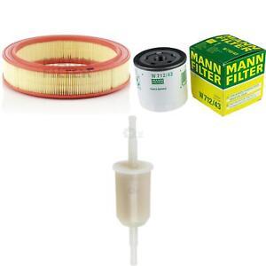 1 Ölfilter MANN-FILTER W 712//43 passend für FORD MAZDA PEUGEOT RENAULT VAG