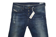 Diesel Buster 0833F Jeans W32 L32 100% Authentic