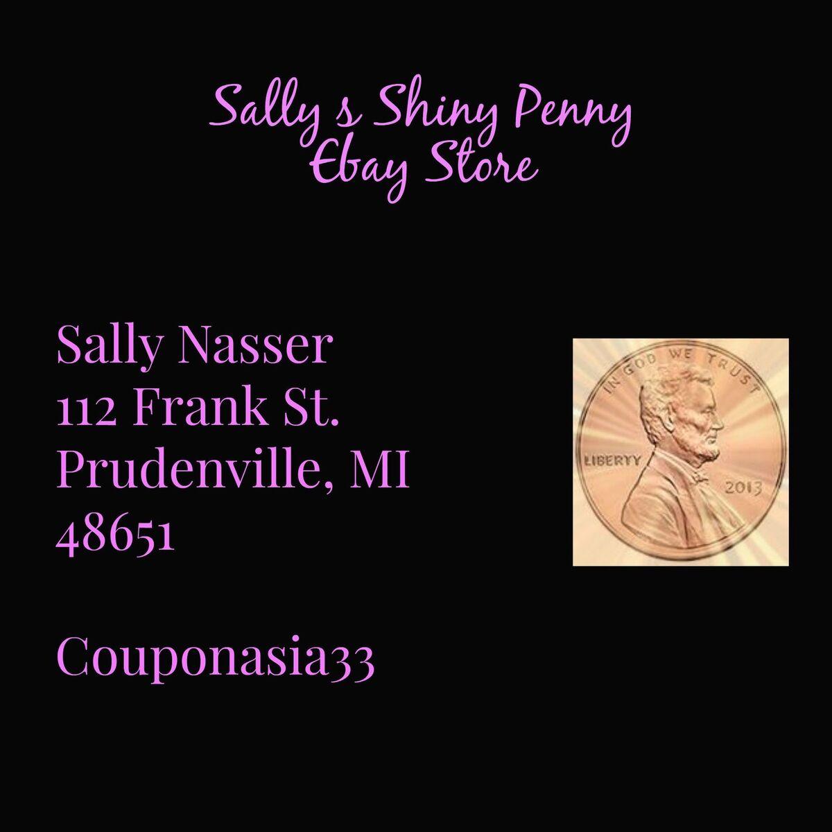 Sally s Shiny Penny