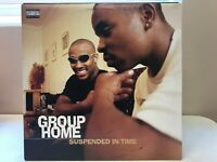 """Group Home Suspended In Time / Tha Realness DJ Premier 12"""""""