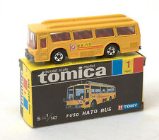 Tomica Domestic Series (Japan) 1/147 Fuso Hato Bus #1 *MIB*