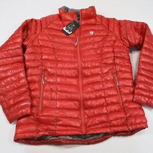 $325 Women's Mountain Hardwear MetaTherm EXS Jacket Size XL Red NWT