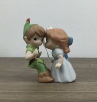 Hallmark 2020 Disney's Peter Pan Wendy Ornament Precious Moments Limited NEW