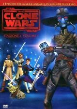 Star Wars - The Clone Wars Stagione 02 Volume 01 (2009) DVD