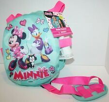 NWT Disney Junior Minnie Mouse Swim Trainer Age 3+ Float Vest