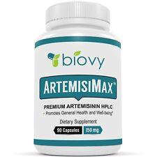 Artemisinin HPLC Standardized to 98 Percent - Non-GMO, Vegan, and Gluten Free...