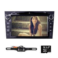 "for HONDA CRV 2007-2011 GPS Navigation 8"" Car Stereo DVD Player Radio Rear CAM"