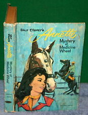 Vintage Book - Walt Disney's Annette in Mystery at Medicine Wheel 1964