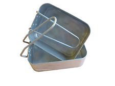 BRITISH ARMY - MESS TIN SET - GRADE 1 CONDITION