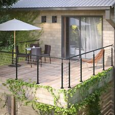 HANDRAIL SYSTEM DOLLE PROVA 10 ANTHRACITE GREY FLOOR MOUNTED
