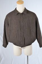 Parsows Fashion for Men Omaha Mens Jacket Wool Size 44 Vtg (T)