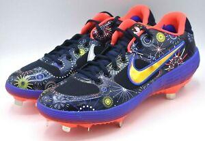 Nike Alpha Huarache Elite Baseball Cleats Independence Day Size 11.5 CI2226-403