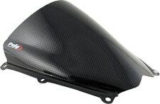 07-08 Suzuki GSX-R1000 Puig Racing Windscreen with Carbon Fiber Look  4363C
