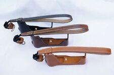 Retro Vintage Bottom/Half Leather Camera Case Bag Cover For Fuji fujifilm x70