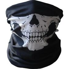 Skeleton Half Face Mask SkiingMotorcycle skull bandana