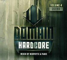 Neophyte And Panic -Domain Hardcore Vol. 4 - Various Artists (NEW CD)