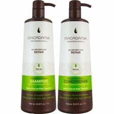 Macadamia Weightless Repair Shampoo & Conditioner Duo 1000ml Vegan Friendly