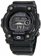 Casio G-Shock G-Rescue GW7900B-1 Solar Atomic Tide Graph Moon Data Watch