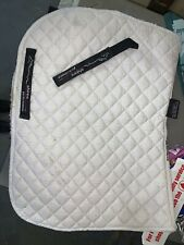 Black /& Grey 258 Horse Riding Numnah Shires Quilted Small