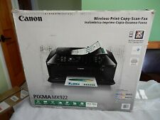Canon PIXMA MX922 Wireless Office All-in-One Printer 9600 dpi Extra Ink Tested!