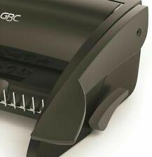 More details for gbc combbind 100 binding machine 4401843 comb bind punch zip spiral
