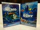 Finding Nemo + Dory  (DVD, 2-Disc Collection )  New & Sealed FREE  SHIPPING