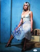 Kristin Cavallari Signed Autographed 11X14 Photo Gorgeous Sexy Dress JSA E80504