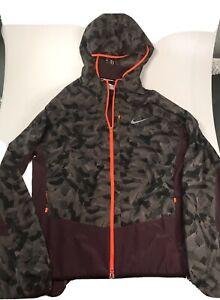 Nike Trail Kiger Running Jacke Jacket Size M