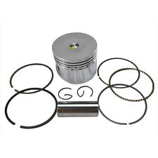 Scooter Big Bore Piston Set 100cc 50mm Rings Chinese Scooter Parts GY6 ATV Moped