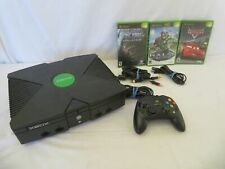 Microsoft Xbox Bundle with 3 Games incl. Halo